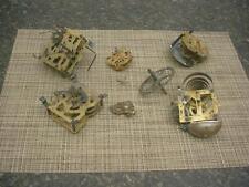 Clockmaker Lot of Alarm / Cuckoo Brass Movements Parts Gears SteamPunk D258