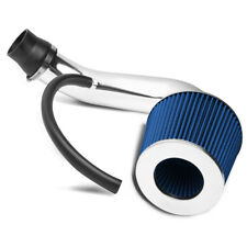 FOR 01-05 HONDA CIVIC EX HIGH FLOW ENGINE AIR INTAKE SYSTEM KIT/BLUE CONE FILTER