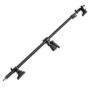 "Neewer Studio Video Reflector Holder Arm-67.7"" Retractable Telescopic Crossbar"