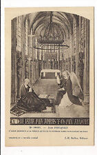 musée condé , chantilly , jean fouquet , l'ange annonce a la vierge