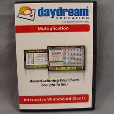 Multiplication Wall Charts Daydream Education Interactive Whiteboard White Board