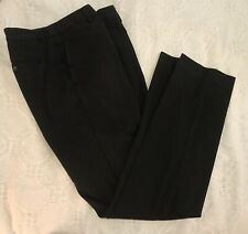 James Perse Los Angeles Men's Pants. 33/32. Black. Made In Italy