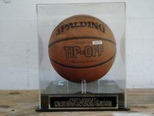 Michael Jordan Chicago Bulls Acrylic Basketball Display Case For A Signed Ball