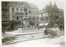Arnhem . Gueldre . Pays-Bas . photo ancienne vers 1900