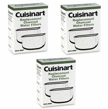Cuisinart DCC-RWF Replacement Water Filters, 6-Pack OEM in Retail Box