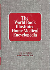 The World Book Illustrated Home Medical Encyclopedia Vol 3 1980 Hardcover Book