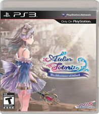 Atelier Totori: The Adventurer of Arland PS3 New Playstation 3
