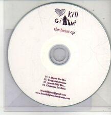 (CM901) Heart Kill Giant, The Heart EP - DJ CD
