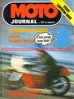 MOTO JOURNAL  217 LAVERDA 1000 GUZZI GTS 400 OSSA 250 Les Wanderer 1975