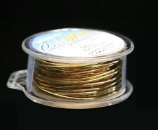 GOLD  NON TARNISH 28GA WIRE 45FT. PRO-QUALITY