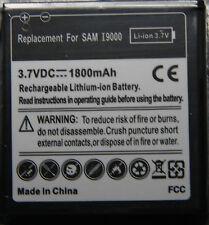 2 x 1800mAh Li-ion Batteries for Samsung Galaxy S I9000