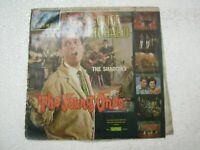 CLIFF RICHARD THE SHADOWS THE YOUNG ONES RARE LP RECORD vinyl INDIA INDIAN ex