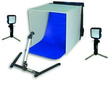 "Photo Studio In A Box: 16"" X 16"" X 16"" folding soft lighting box (box only)"