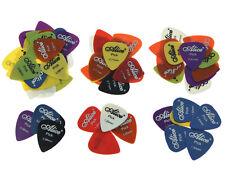 100pcs Alice Guitar Pick Picks Matte Nylon Plectrum Plectrums with 6 Thickness
