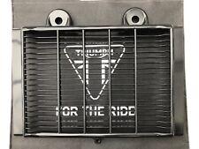 Triumph Thunderbird 900 Radiator Grill/Stone Guard T2102134 Black Plastic O/E