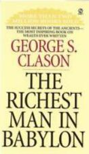 The Richest Man in Babylon by George S. Clason (2002, Paperback). Like-New.