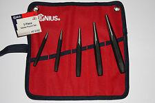 Genius 5PC Center Punch Set PC-575C
