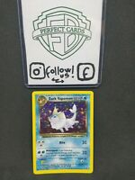 POKÉMON LEGENDARY DARK VAPOREON HOLO 9/110 NM-