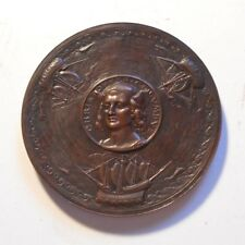 United States 1892 Quadricentennial Anniversary of the Landing of Columbus Medal