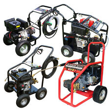 More details for petrol & diesel pressure washers high power jet cleaner 6.5hp - 14hp kiam