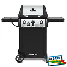 BROIL KING: BARBECUE A GAS GEM 340, MODELLO 2019