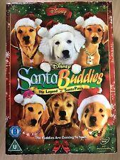 SANTA BUDDIES ~ 2009 Walt Disney Family Feature Film ~ UK DVD with Slipcover
