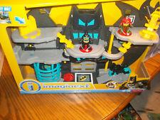 Imaginext DC Comics Batman Robin Batcave DC Super friends batcomputer versio New