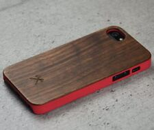 Woodcessories Handcrafted Case for Apple iPhone 5 / 5S / SE New