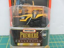 Matchbox Military Collection Challenger Tractor LE Premiere Die-Cast