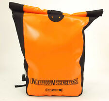 Ortlieb Classic Bike Messenger Bag Kuriertasche, Orange, Waterproof