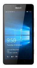 Microsoft Lumia 950 32GB Schwarz in OVP - Displaybruch