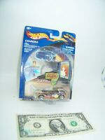 Hot Wheels Geothermal Energy Car With PCgame CDROM - 2000