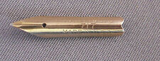 Watreman nonevintage fountain pen 14K medium point  Nib