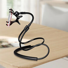Universal Cell Phone Support Bracket Lazy Hanging Neck Phone Stand Mount Holder