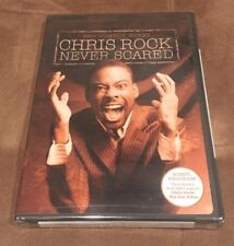Chris Rock - Never Scared (DVD) NEW