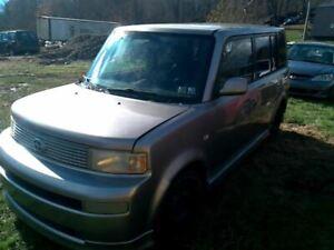 Driver Left Rear Door Vent Glass Fits 04-06 SCION XB 78049