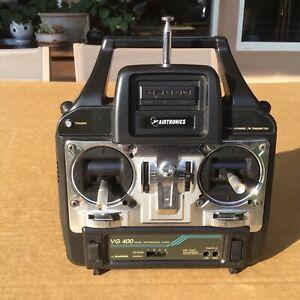 AIRTRONICS VG 400 RADIO TRANSMITTER