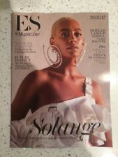ES MAGAZINE - 20th October 2017 - Solange Cover