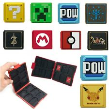 Portable Game Card Case 12 in 1 Storage Box Holder For Nintendo Switch Poke Ball