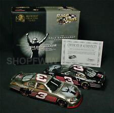 Brookfield Collectors Club Dale Earnhardt Foundation 2003 Monte Carlo 2 Car Set