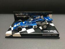 Minichamps - Patrick Depaill- Tyrrell - 007 - 1:43 - 1974