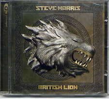 STEVE HARRIS (Iron Maiden) - rare CD album - Europe – sealed