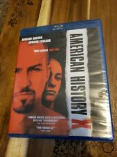 American History X Blu-ray New in Wrapper