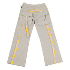 Rrp€175 Roberto Cavalli Devils Sweat Trousers Size S 11-12Y 161Cm Made in Italy
