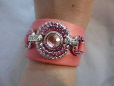 Leather Alloy Cuff Fashion Bracelets