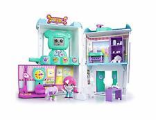 Pinypon Tierklinik Spielset Spielfiguren Tiere Spielzeug Set bunt Häuser B-WARE