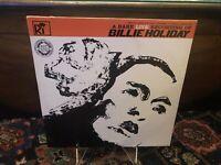 "Holiday, Billie""A Rare Live Recording Of""(RIC M 2001)  - JAZZ VOCAL VINYL LP"