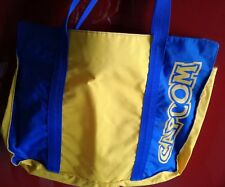 CAPCOM official vintage bag old made in korea retrogame retrogaming old used
