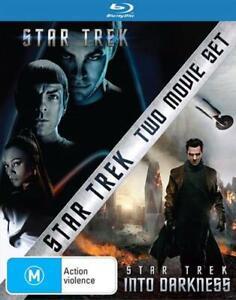 Star Trek XI / Star Trek - Into Darkness Blu-ray