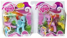 MLP FIM G4 My Little Pony Int'l Exclusive Promo Pack w/ Rainbow Flash ULTRA RARE